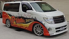 Vehicle signage dandenong