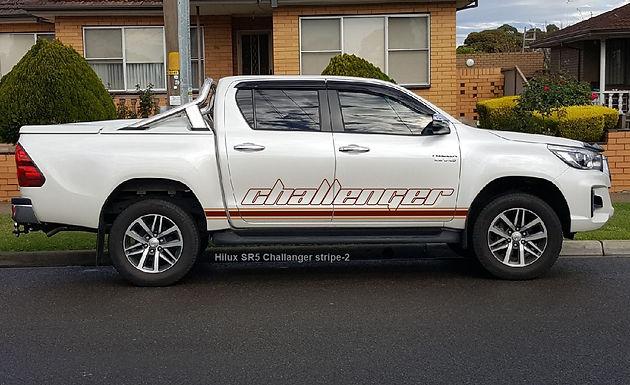Toyota-Hilux-SR5-Challenger-Stripe-Decals