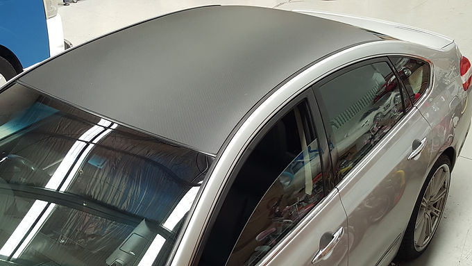 3D-Carbon-Fiber-Roof-Wrap