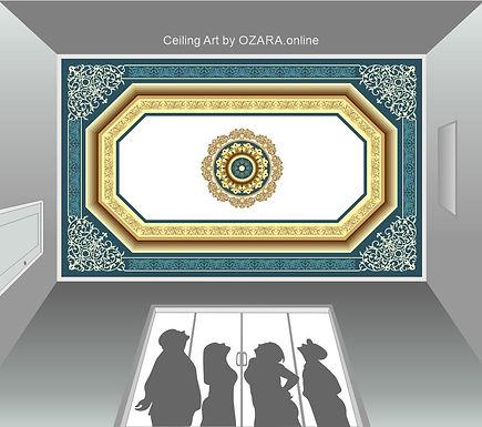 Ceiling Art & design - 1