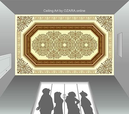 Ceiling Art & design - 2