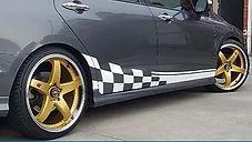 Racing Car Stipes