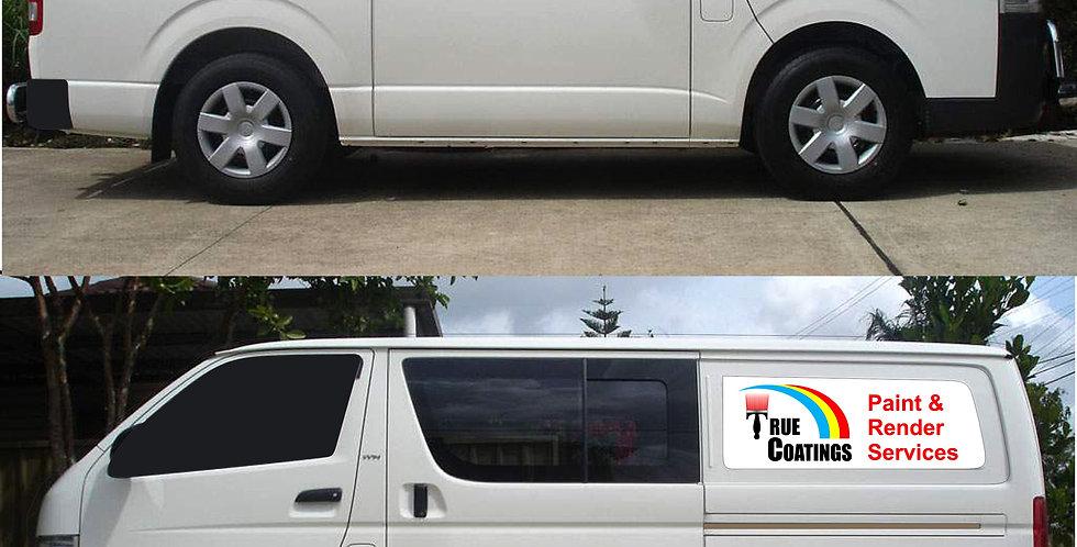 Toyota-Hiace-Van-Basic-Sign