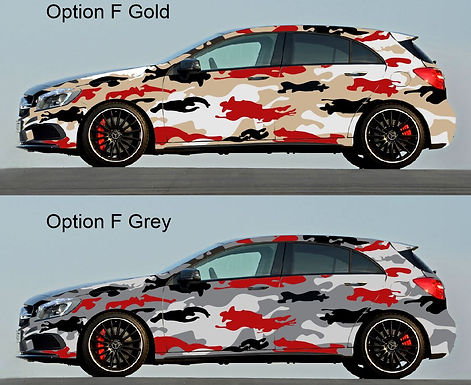 Mercedes-A45-AMG-Camouflage-wrapped