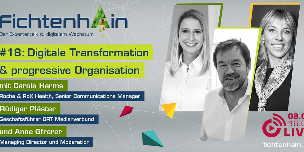 Digitale Transformation & progressive Organisation