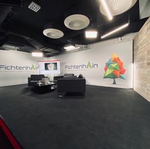Fichtenhain-Studio: alles auf Abstand