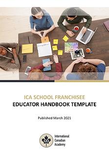 ICA School Franchisee Educator Handbook