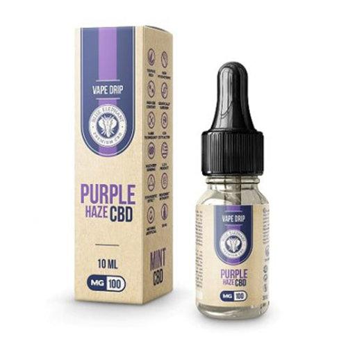 CBD E-Liquid Purple Haze 100mg