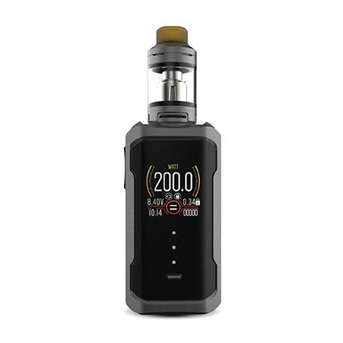Onyx 200W Dampfer - Grau