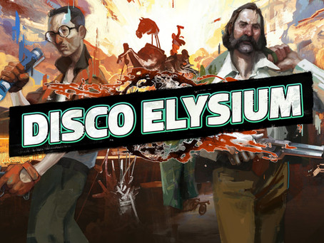 DISCO ELYSIUM (critique)