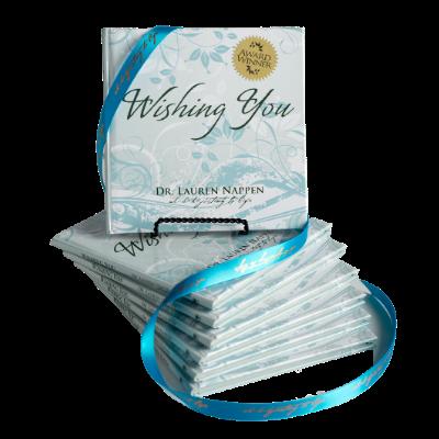 """Multi-Award-Winning Book """"Wishing You"""""""
