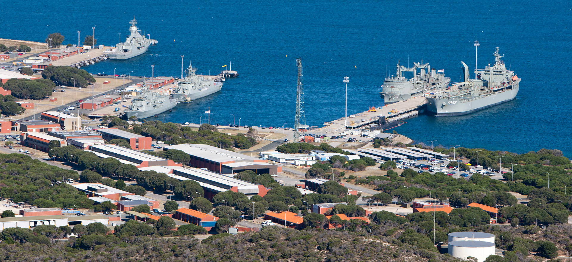 HMAS Stirling Redevelopment Stage 3A