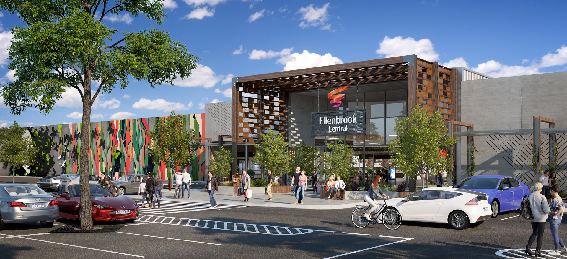 Ellenbrook Central Shopping Centre - Stage 3 Redevelopment