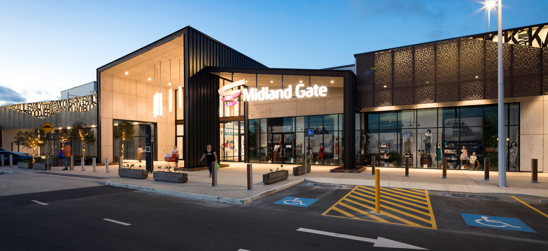 Midland Gate Shopping Centre Expansion