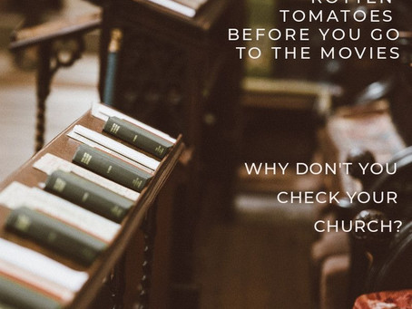 8 Signs That It's Time To Check Your Church