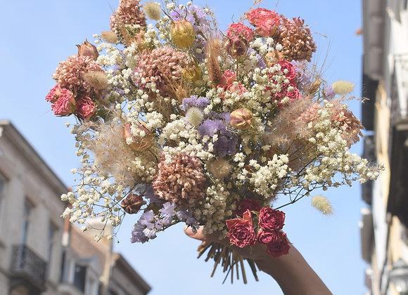 """Bouquet Séché """"Rosalie"""""""