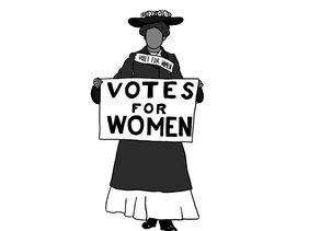 Womxn's Rights & Suffrage in Britain: a Journey of Hardships