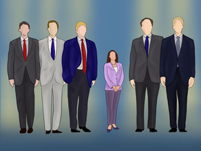 The Lack of Womxn in Politics