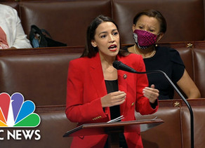 What Some People Seem to be Missing about Rep. Alexandria Ocasio-Cortez's Response to Rep. Yoho