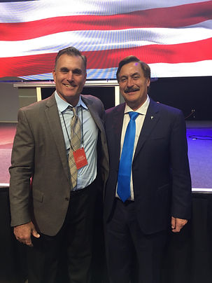 Mike Lindell and me at Cyber Symposium.jpg