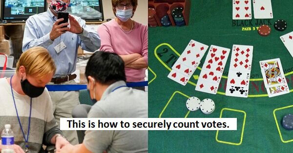 this is how to securely count votes - 72