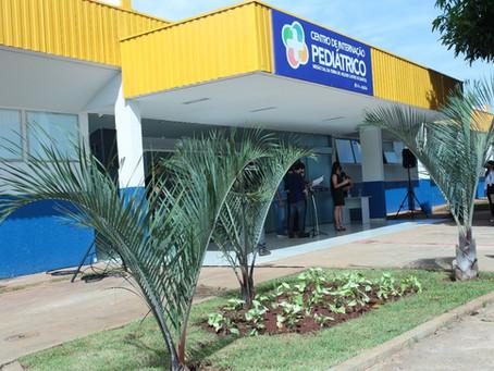 Centro de Internação Pediátrico é inaugurado!