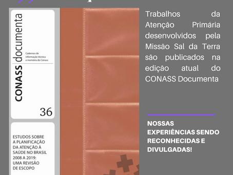 Trabalhos da Missão Sal da Terra são publicados pelo CONASS