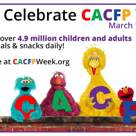 National CACFP Week