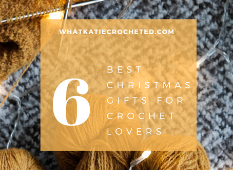 The Best Gifts for Crochet Lovers