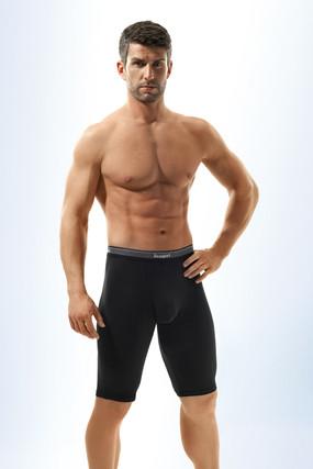 knielange Unterhose mit Modal