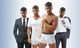 BUSINESS CLASS BODYWEAR