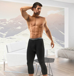 3/4 lang und lange Unterhosen