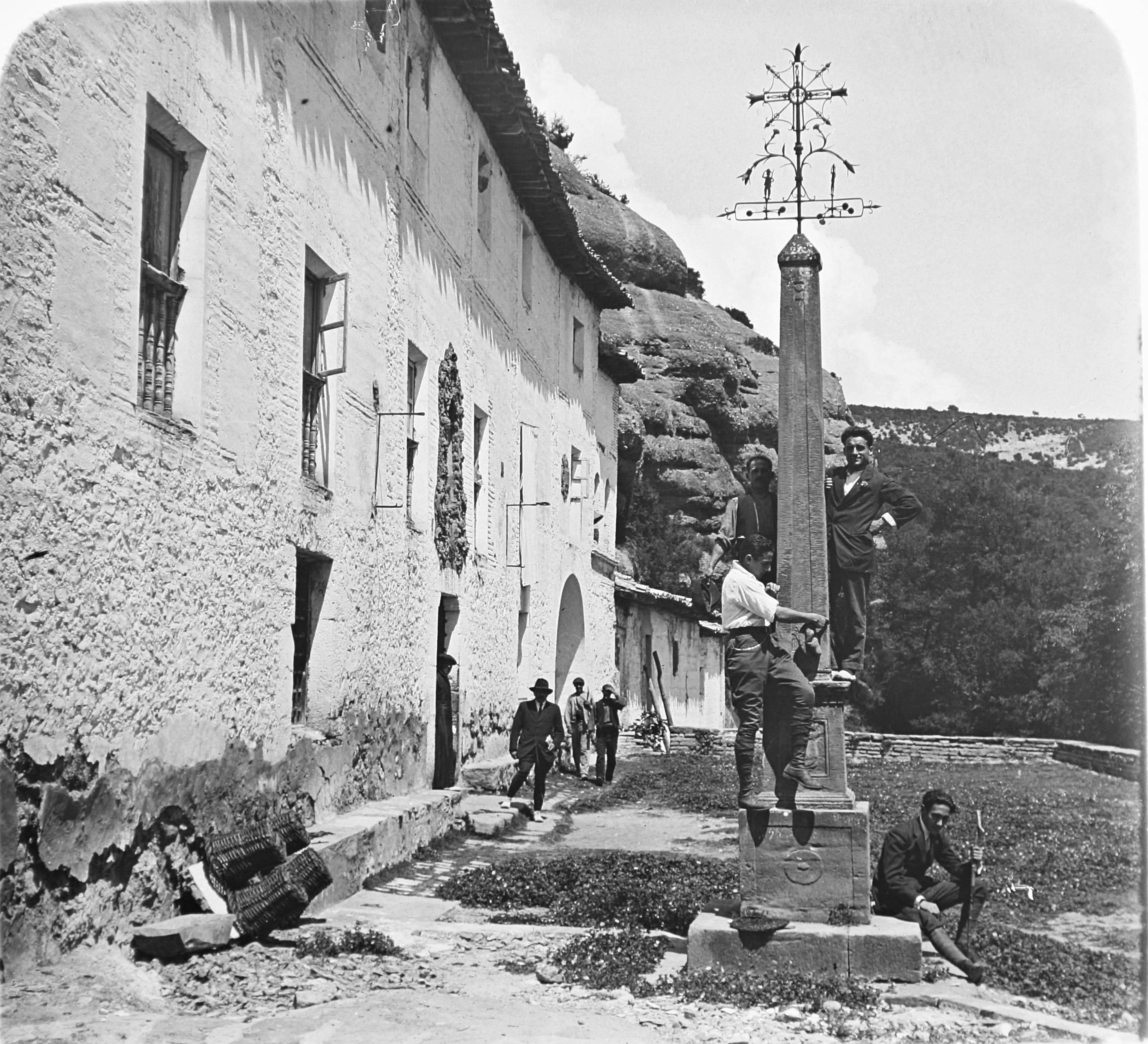 En San Cosme y San Damián