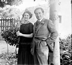 Luisa Pierrick y Miguel Fleta