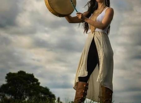 I am Malina @indigenousyogini. This is my #yogasavedmylife story