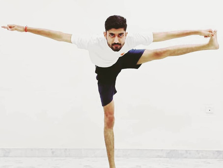 Meet @thenikhildadhich taking the courageous step of sharing his #yogasavedmylife story with us.