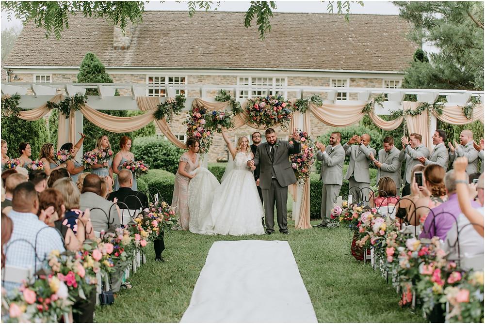 Colorful Frederick Wedding Karen Rainier Photography