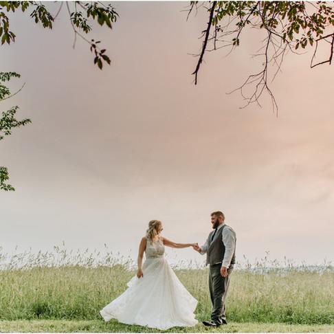 Fun & Colorful Wedding // Frederick Wedding Photographer