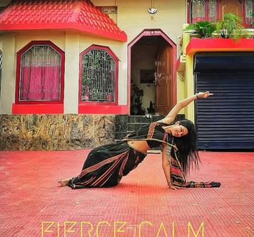 Meet Dr Trinayana Brahma @yogini_trinayana sharing her #yogasavedmylife story with us 💚