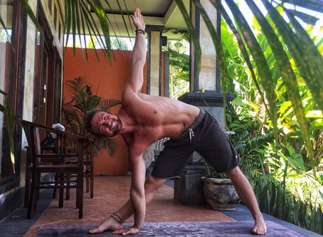 I'm @brentmoves and this is my #yogasavedmylife story 💚