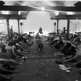 Dead Yogis Society OurMala Charity Event
