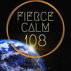 Fierce Calm 108 Sun Salutations2019
