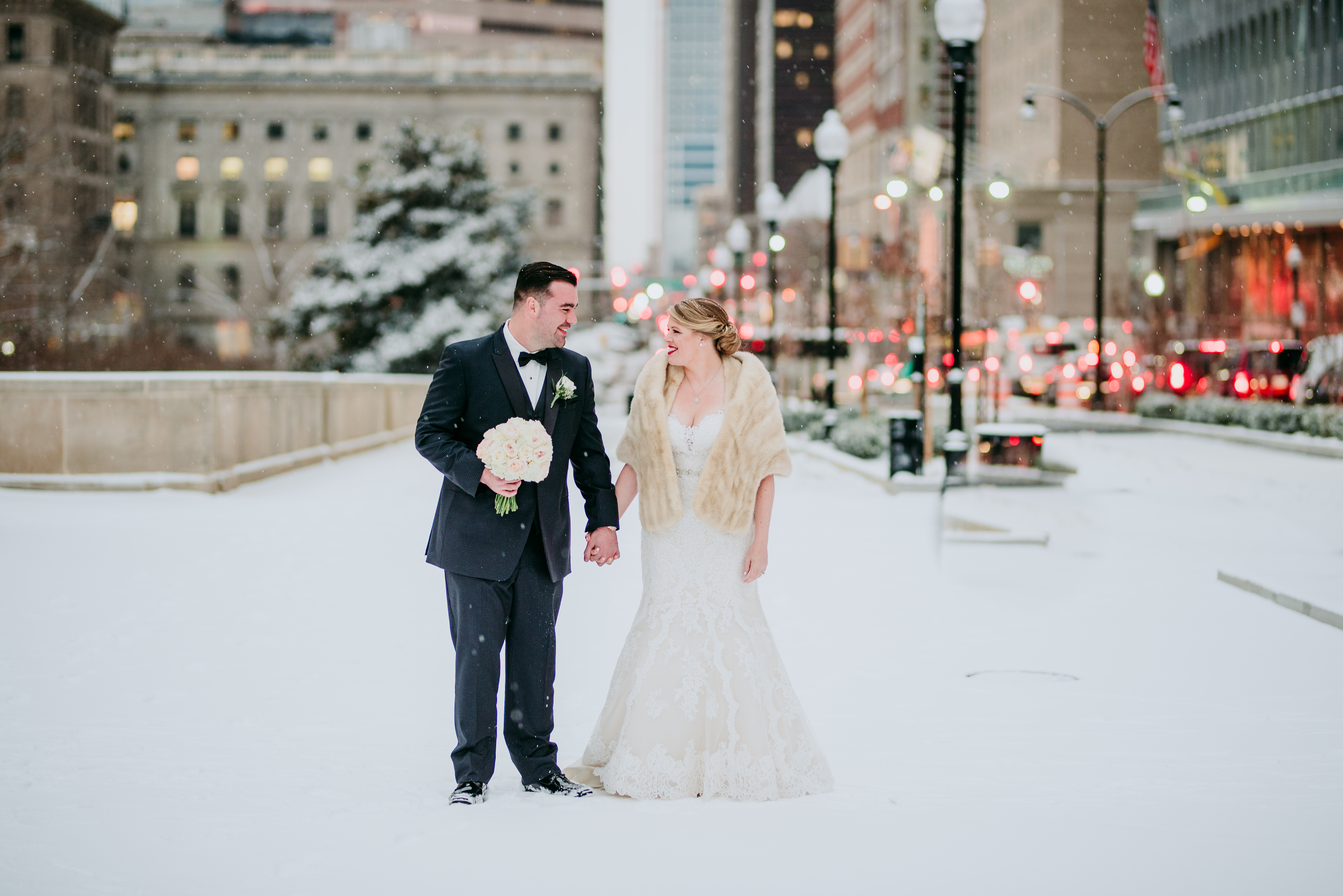 Baltimore Winter Wedding