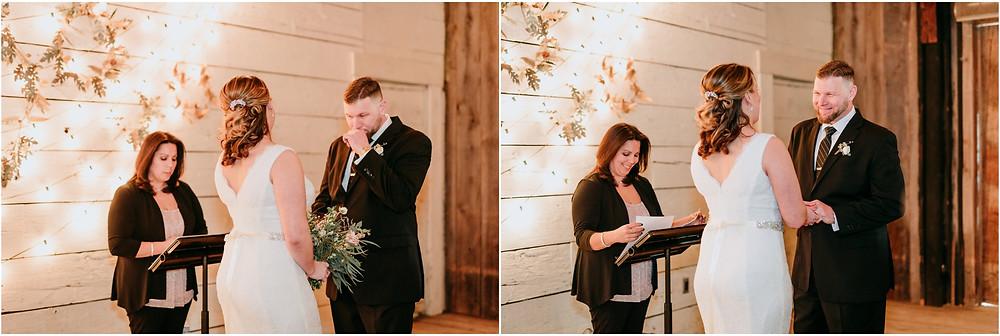 Intimate Philadelphia Wedding at Terrain in Glen Mills PA