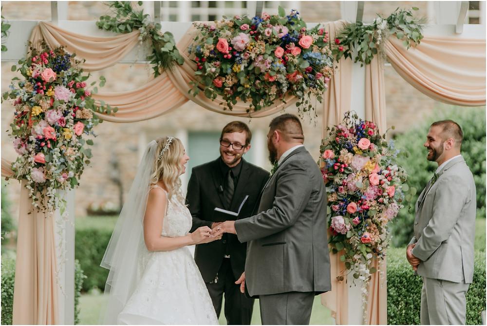 Colorful Maryland Wedding Karen Rainier Photography