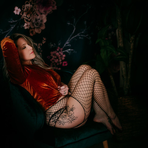 5 Things I Learned From My Own Boudoir Session: Helpful Hints on How To Prepare // Baltimore Boudoir