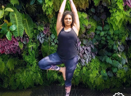 Meet yoga teacher @nicoleanthony.yoga sharing her #yogasavedmylife story with us. These are her word