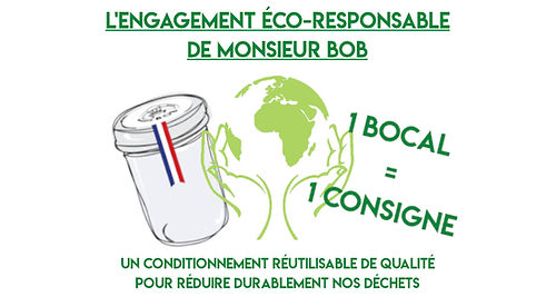 Monsieur BoB éco-responsable