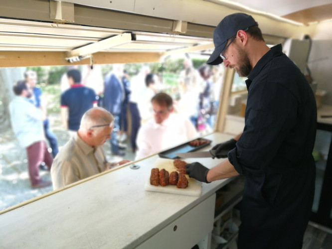 Monsieur BoB Traiteur | Foodtruck