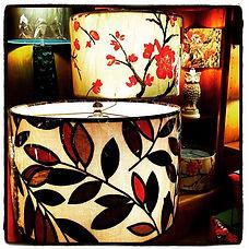#lampshade #lampshades #santafe #flowers